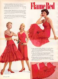The Jewish New Year Demise of the  Fabulous Red Petticoat